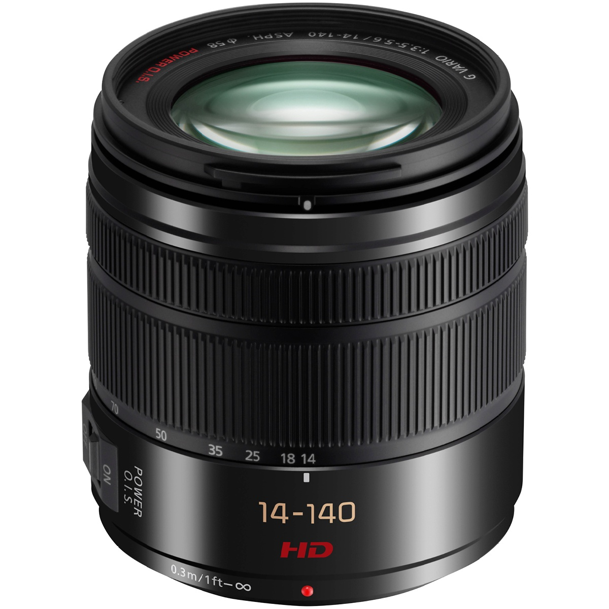 Panasonic 14-140 mm G-Vario 1:3,5-5,6 OIS
