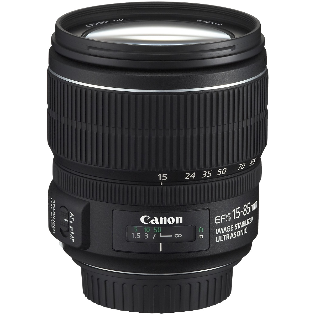 Canon EF-S 15-85 mm 1:3.5-5.6 IS USM