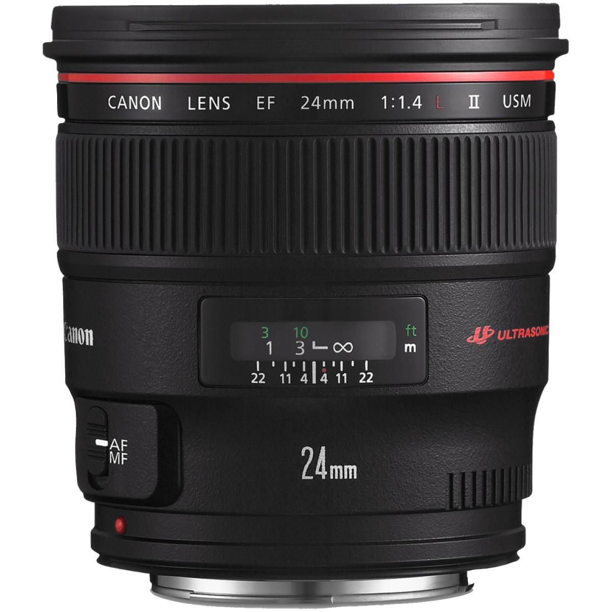 Canon EF 24 mm 1:1,4 L II USM