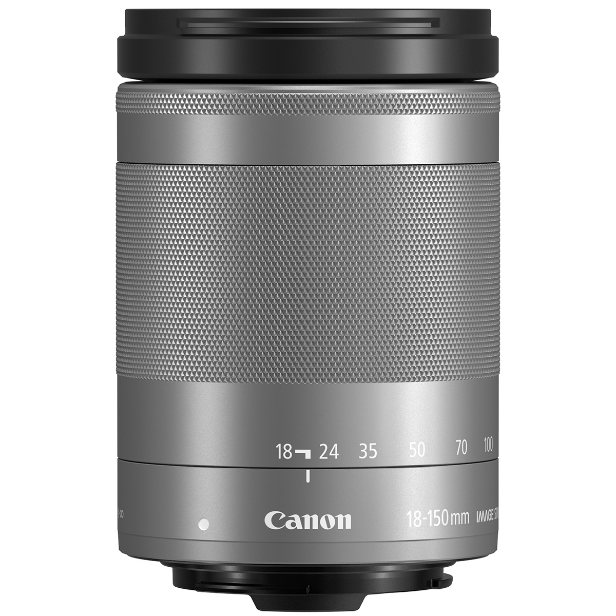 Canon EF-M 18-150 mm 1:3,5-6,3 IS STM Silber