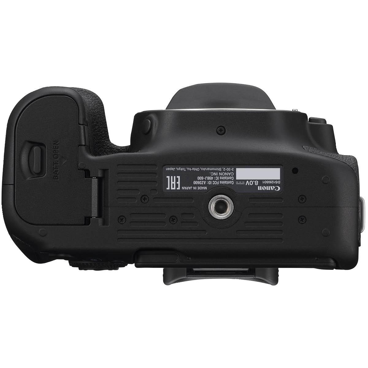 Canon EOS 90D Kit mit 18-135 mm 1:3,5-5,6
