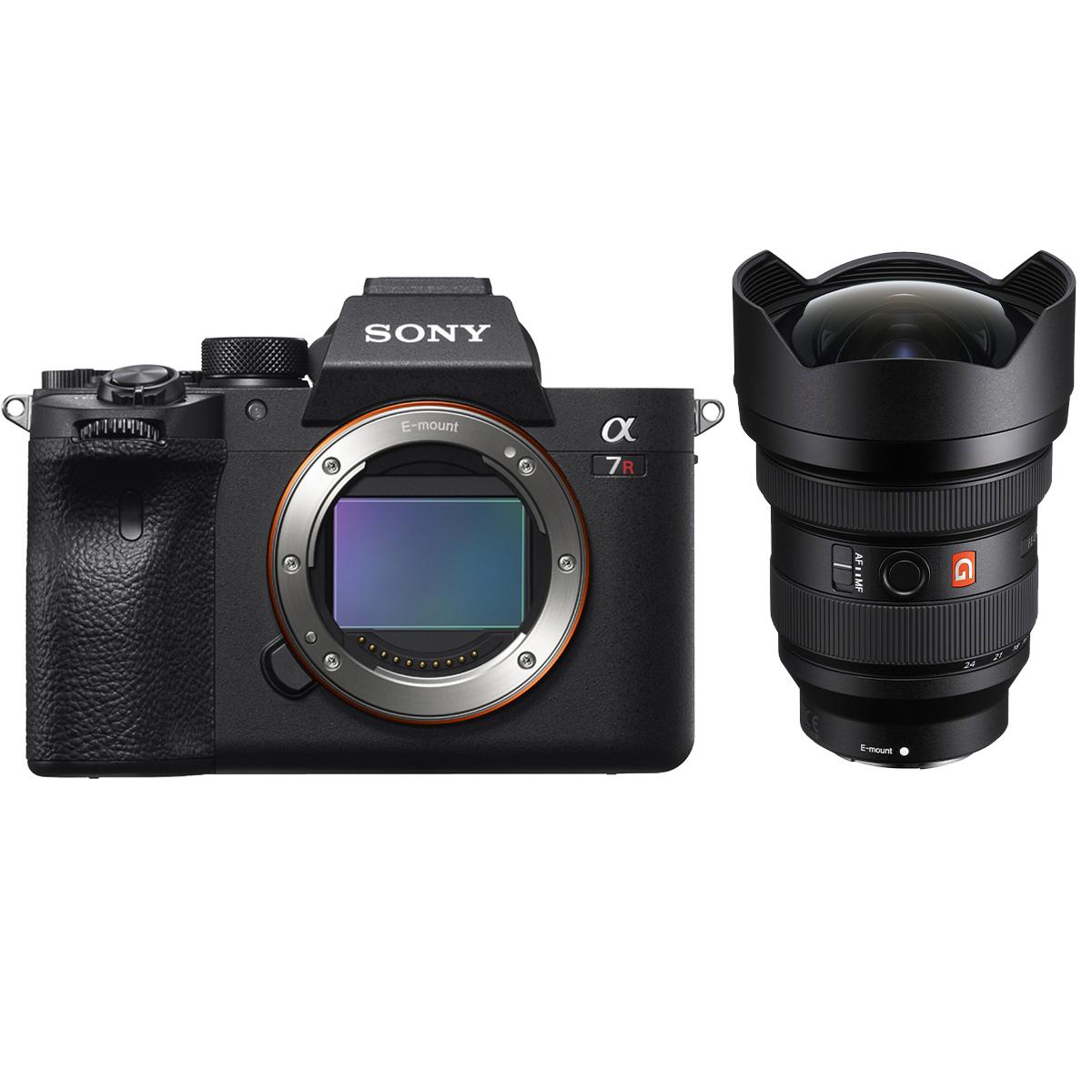 Sony Alpha 7R IV + FE 12-24mm 1:2,8 GM