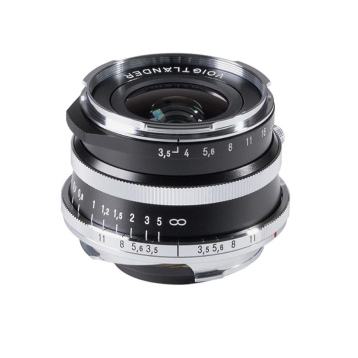 Voigtländer 21 mm 1:3,5 Color Skopar für Leica M