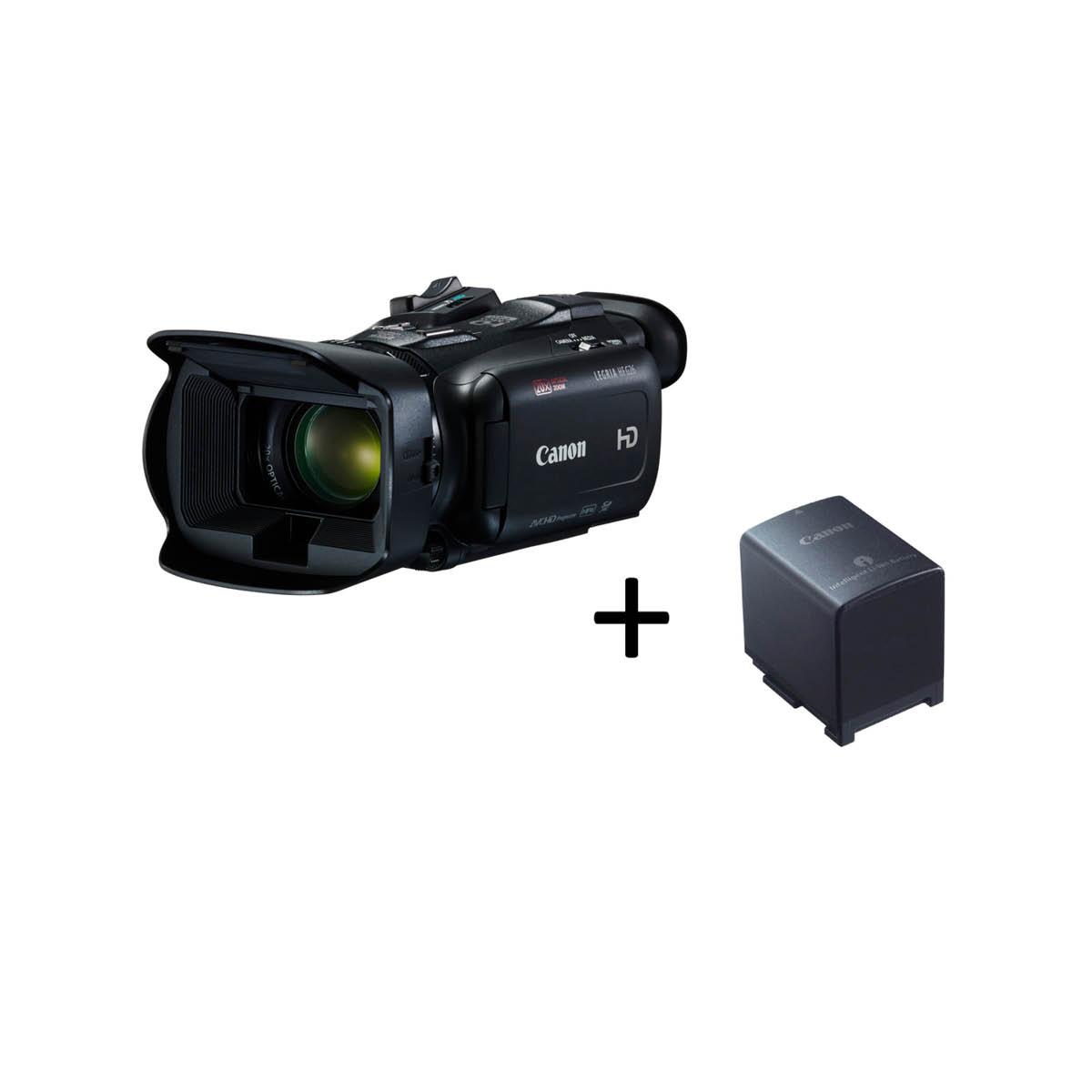 Canon Legria HF-G26 inkl. Power Kit