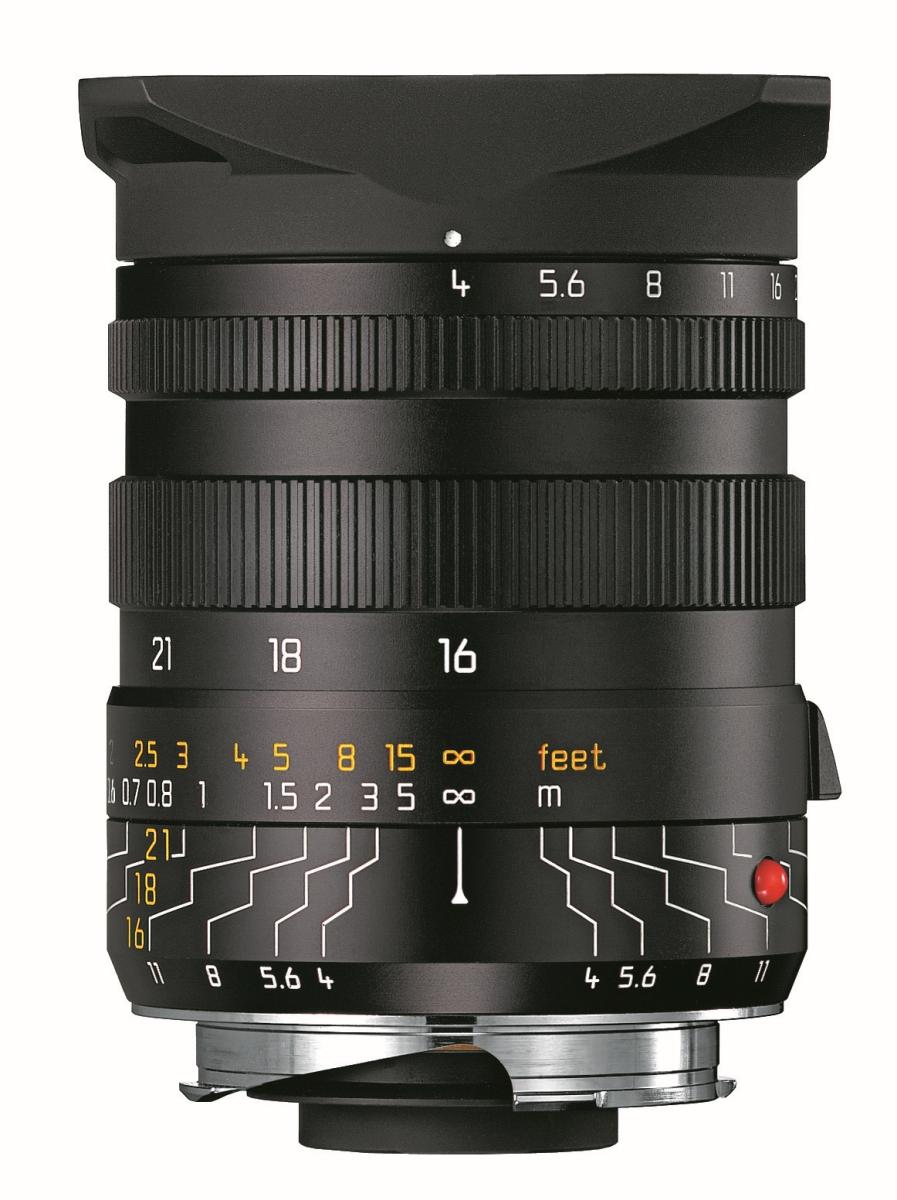 Leica 16-18-21 mm 1:4 M ASPH