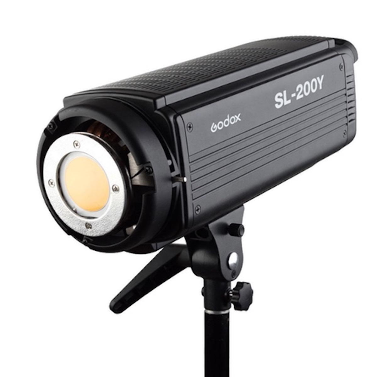 Godox LED SL200Y Tungsten Lampe