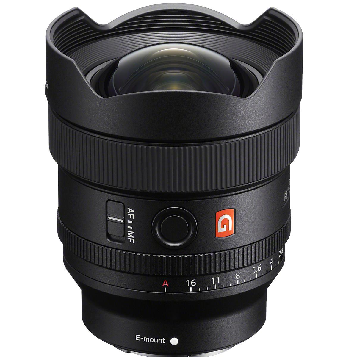 Sony 14 mm 1:1,8 SEL GM