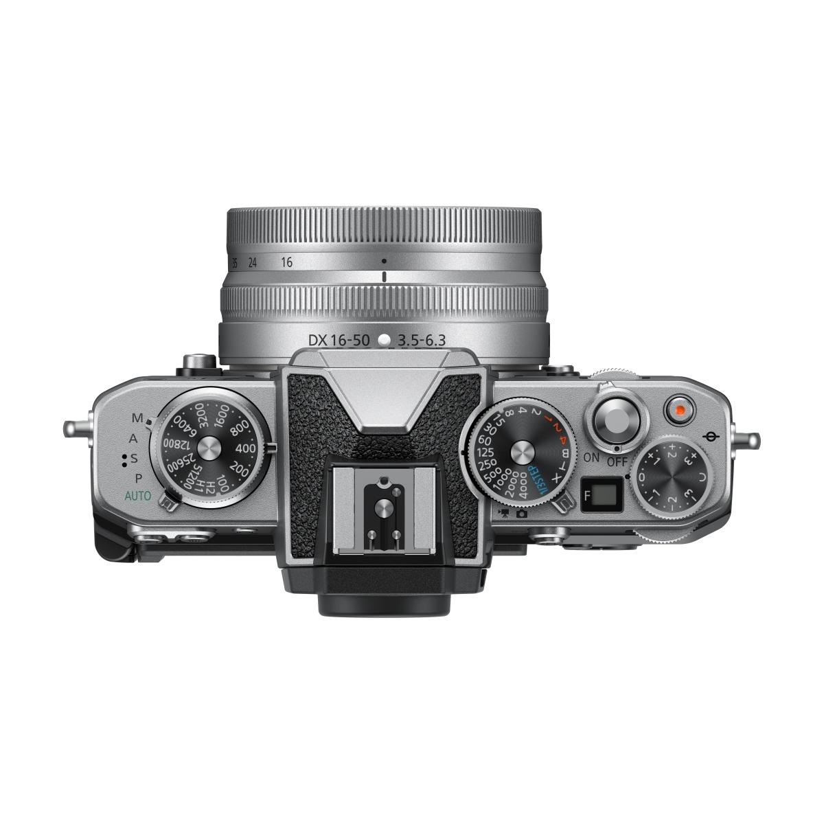 Nikon Z fc mit 16-50 mm Z DX VR
