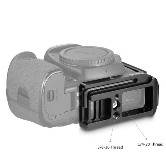 SmallRig L-Winkel für Canon 5D Mark III / IV 2202