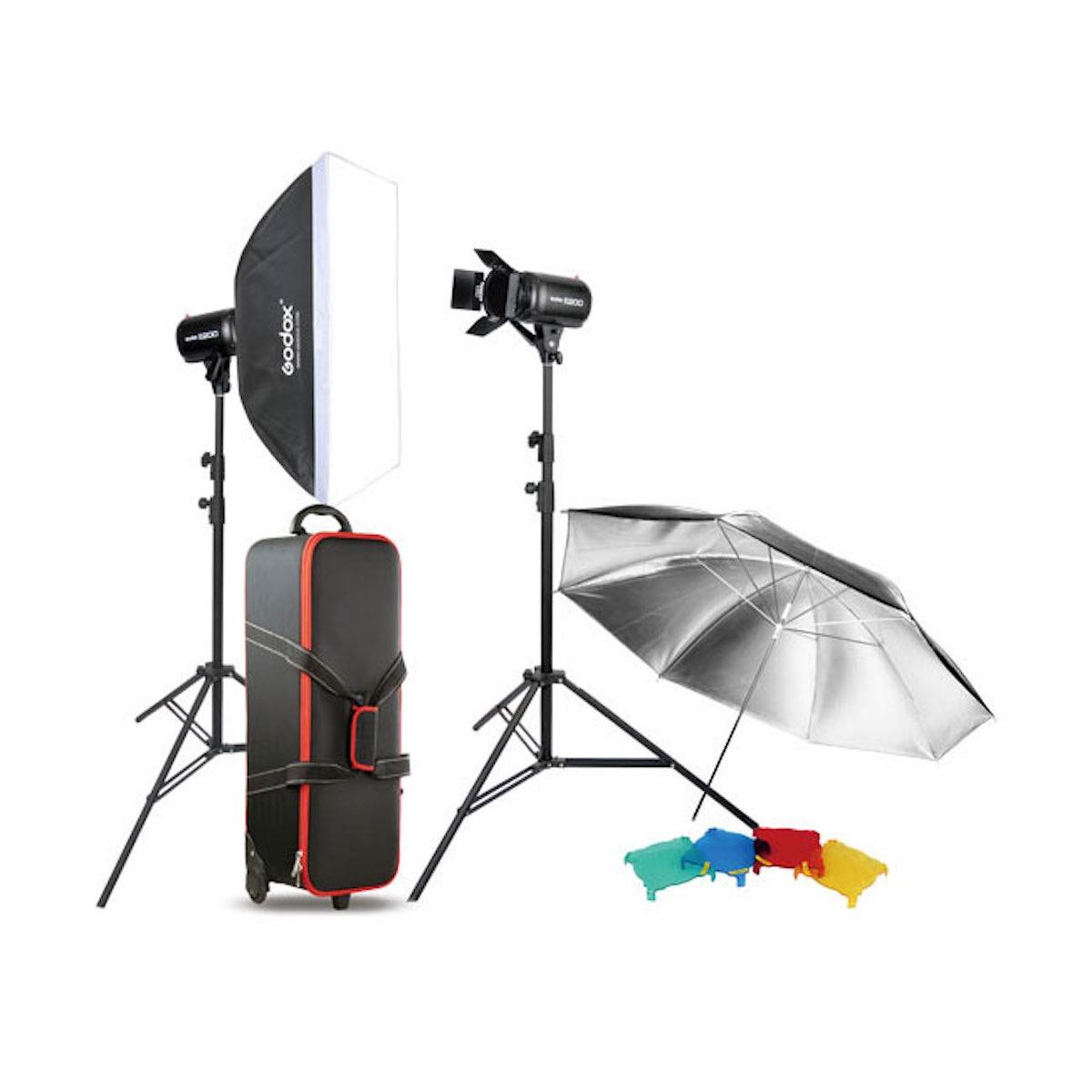 Godox Studio-Kit E250-F