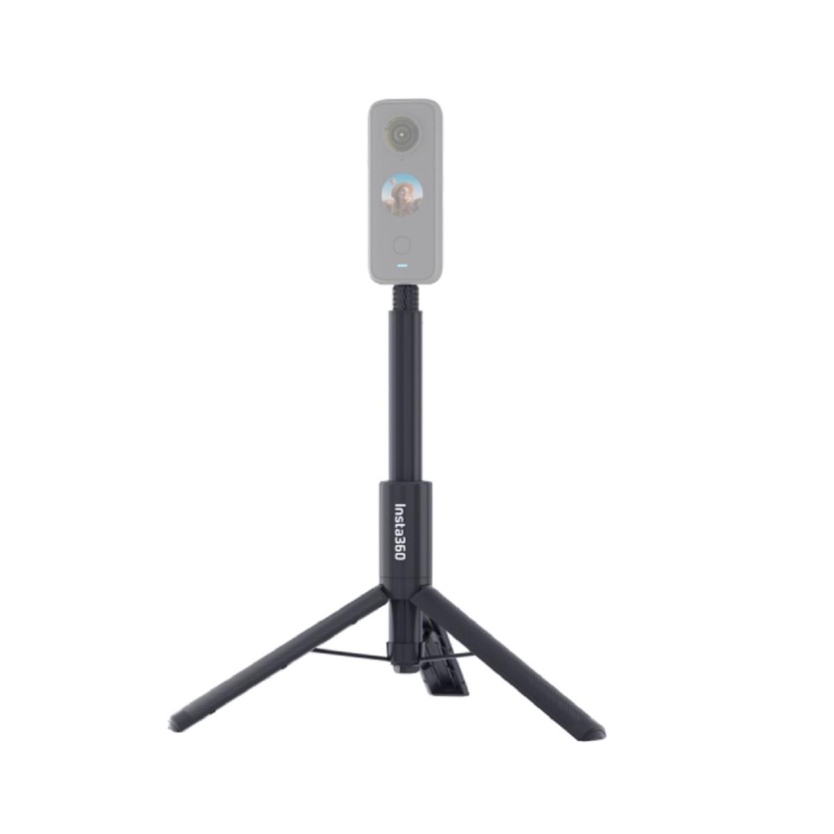 Insta360 unsichtbarer Selfiestick + Stativ