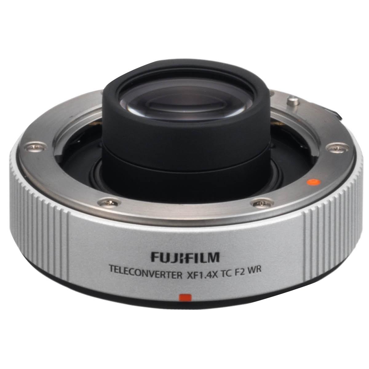 Fujifilm XF 200 mm 1:2,0 OIS WR Set mit XF 1,4x TC WR