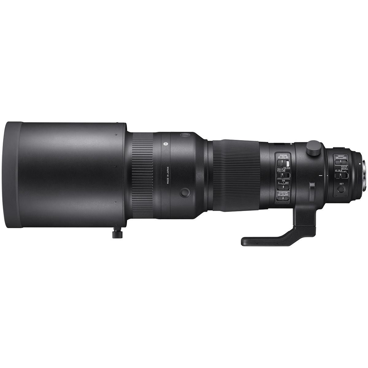 Sigma 500 mm 1:4,0 DG OS HSM (S) FX