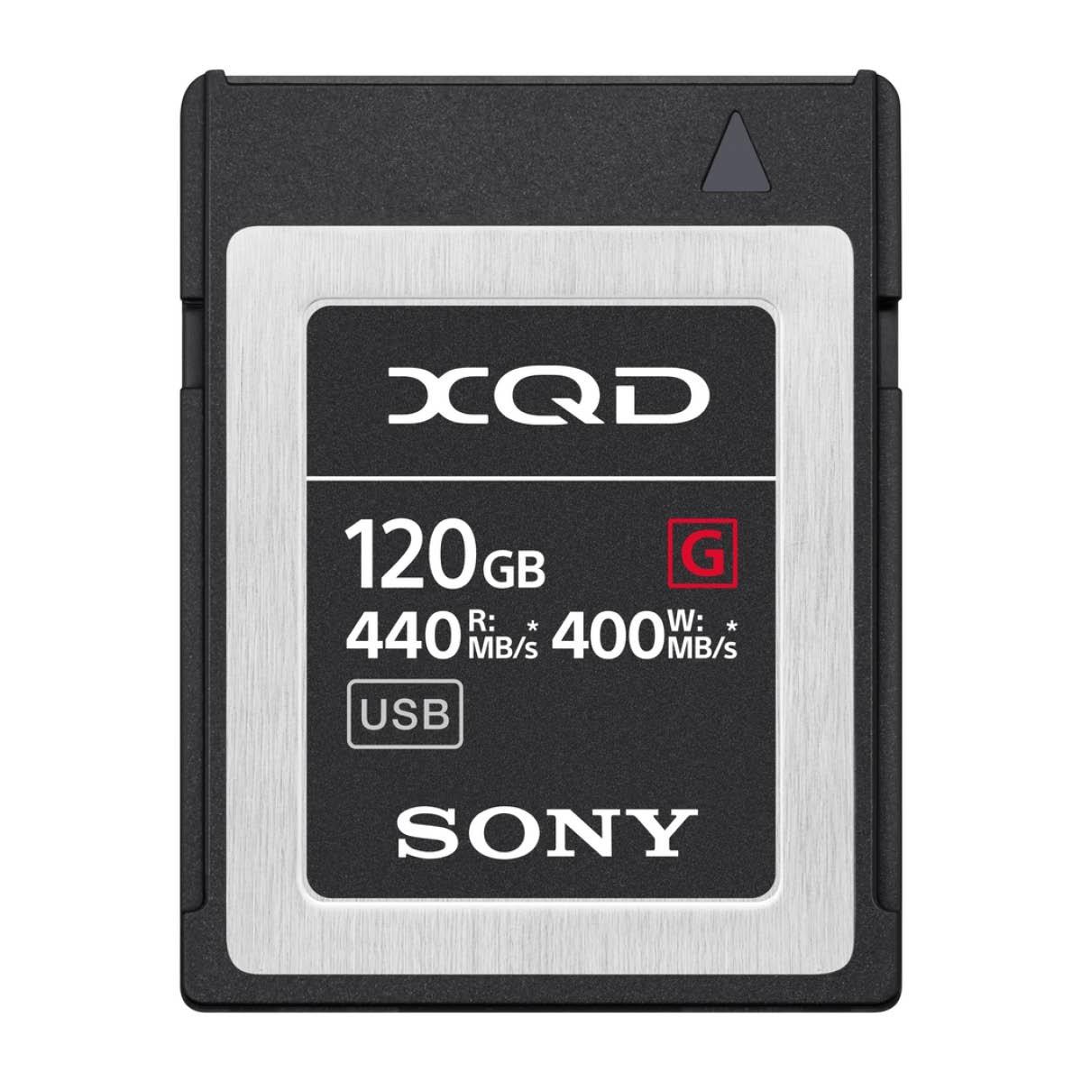 Sony 120 GB XQD G