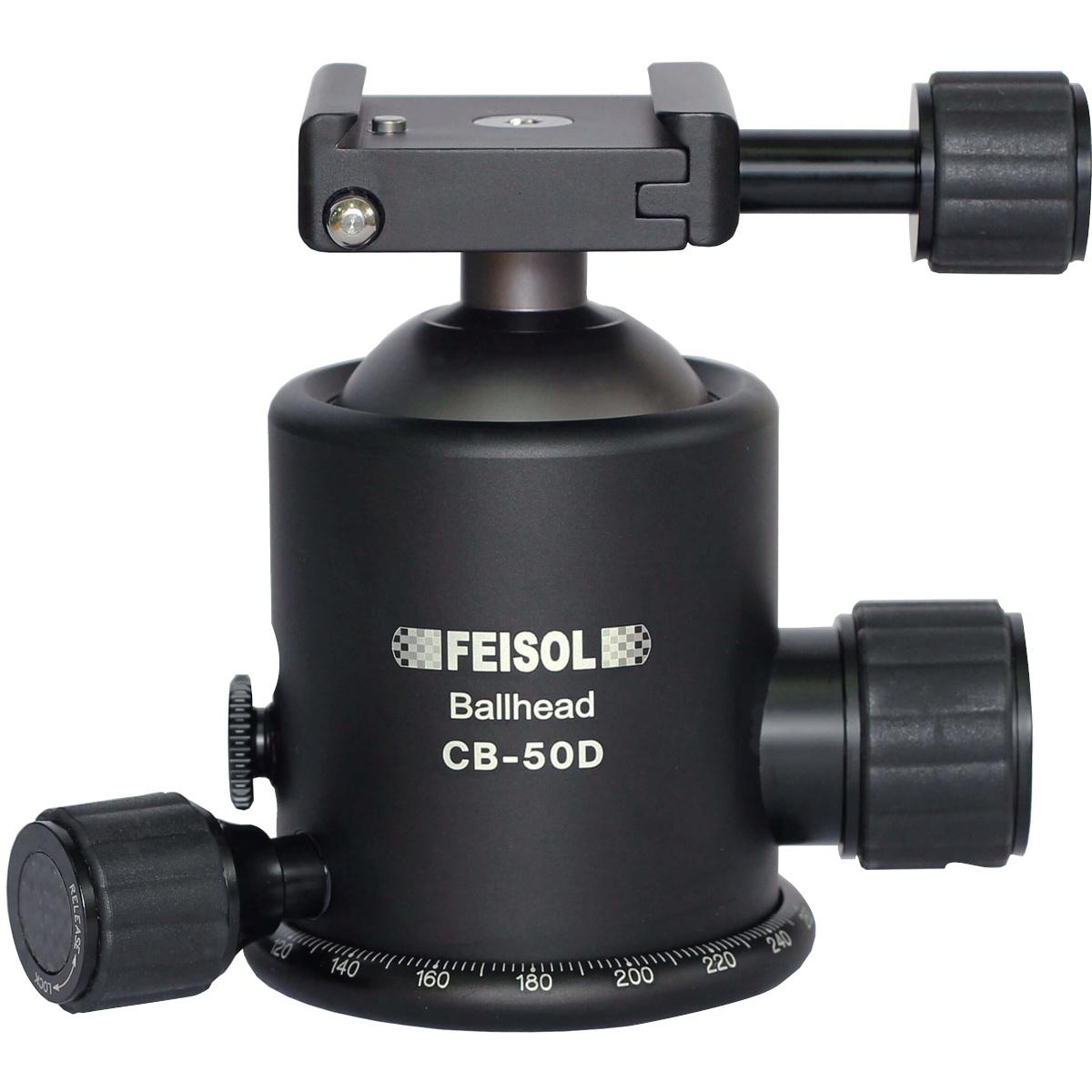 Feisol Kugelkopf CB-50D