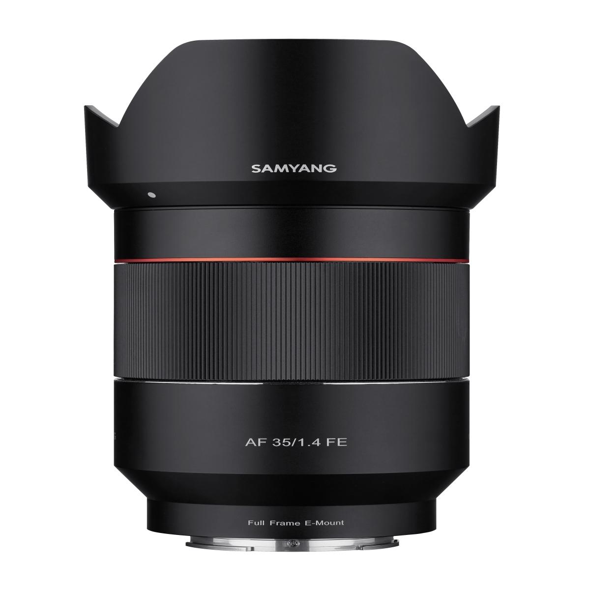 Samyang AF 35 mm 1:1,4 für Sony E