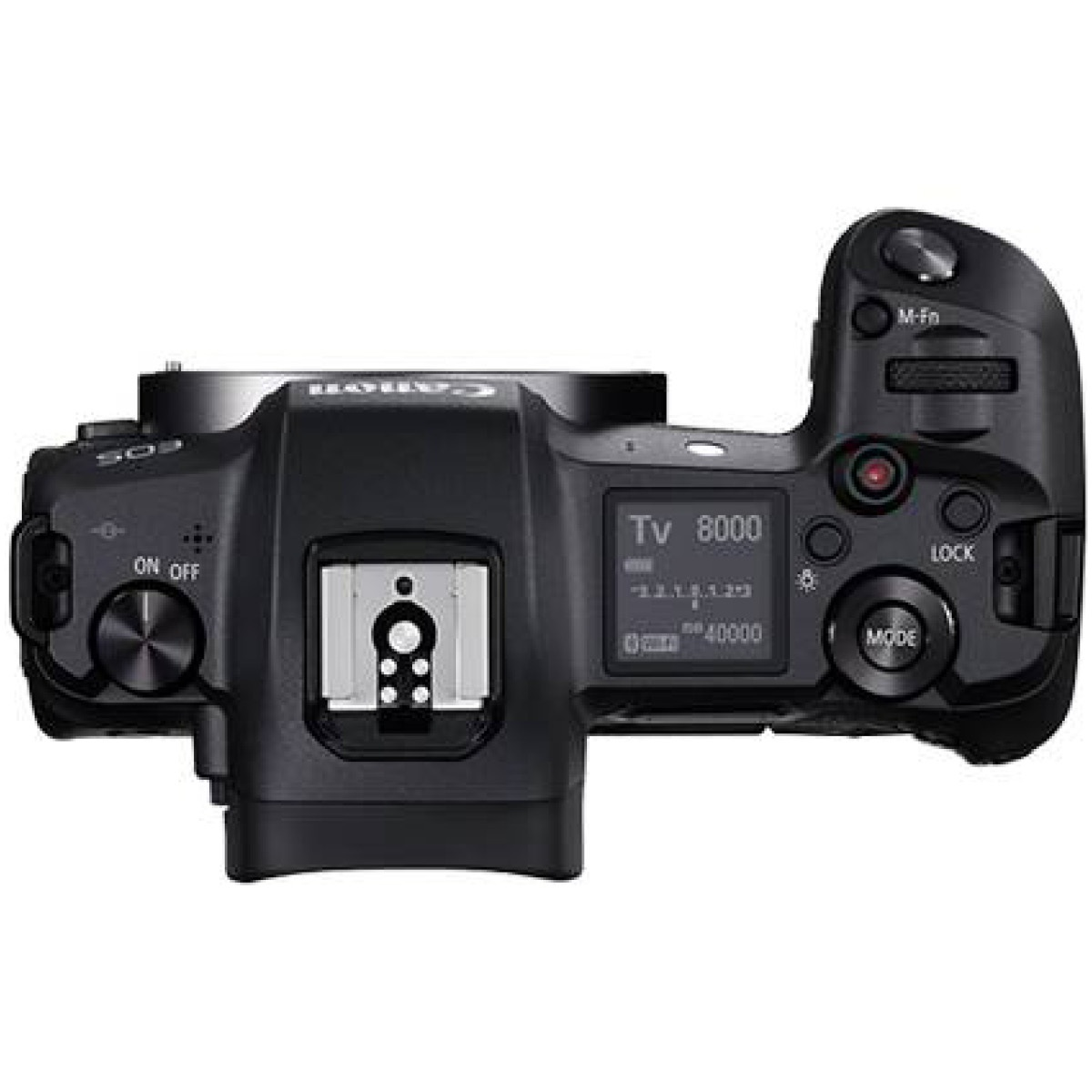 Canon EOS R Kit mit EF-EOS R Adapter