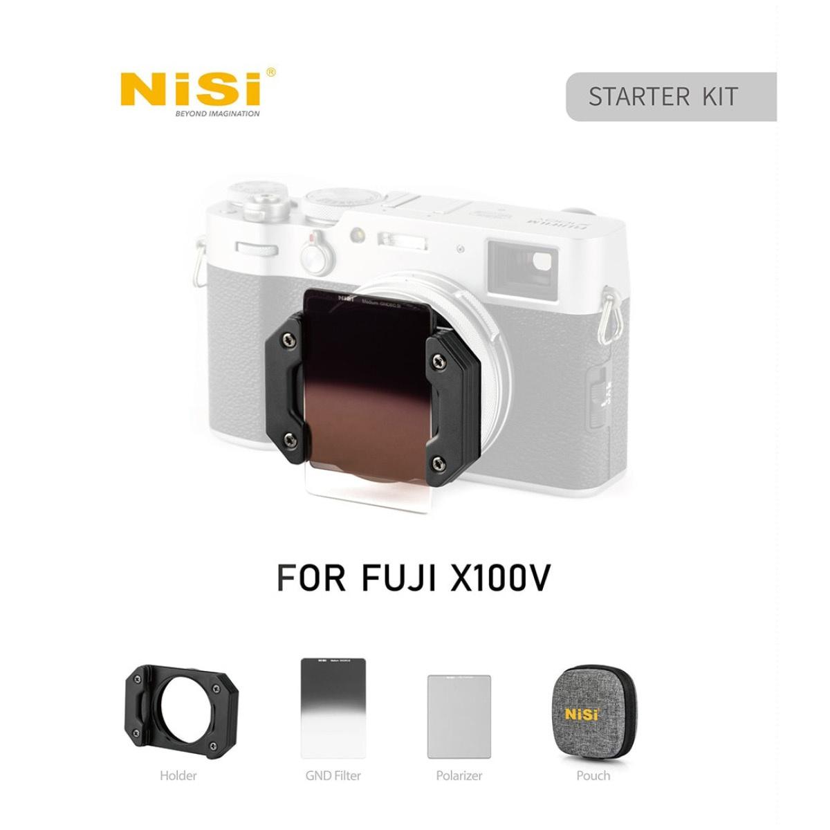 Nisi Starter Kit Fujifilm X 100
