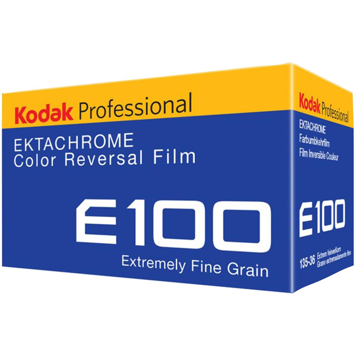 Kodak Ektachrome E100 36 Kleinbildfilm