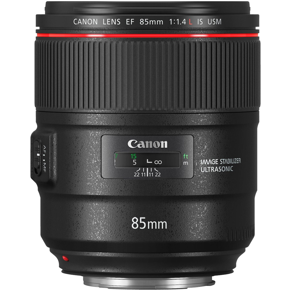 Canon EF 85 mm 1:1,4 L IS USM