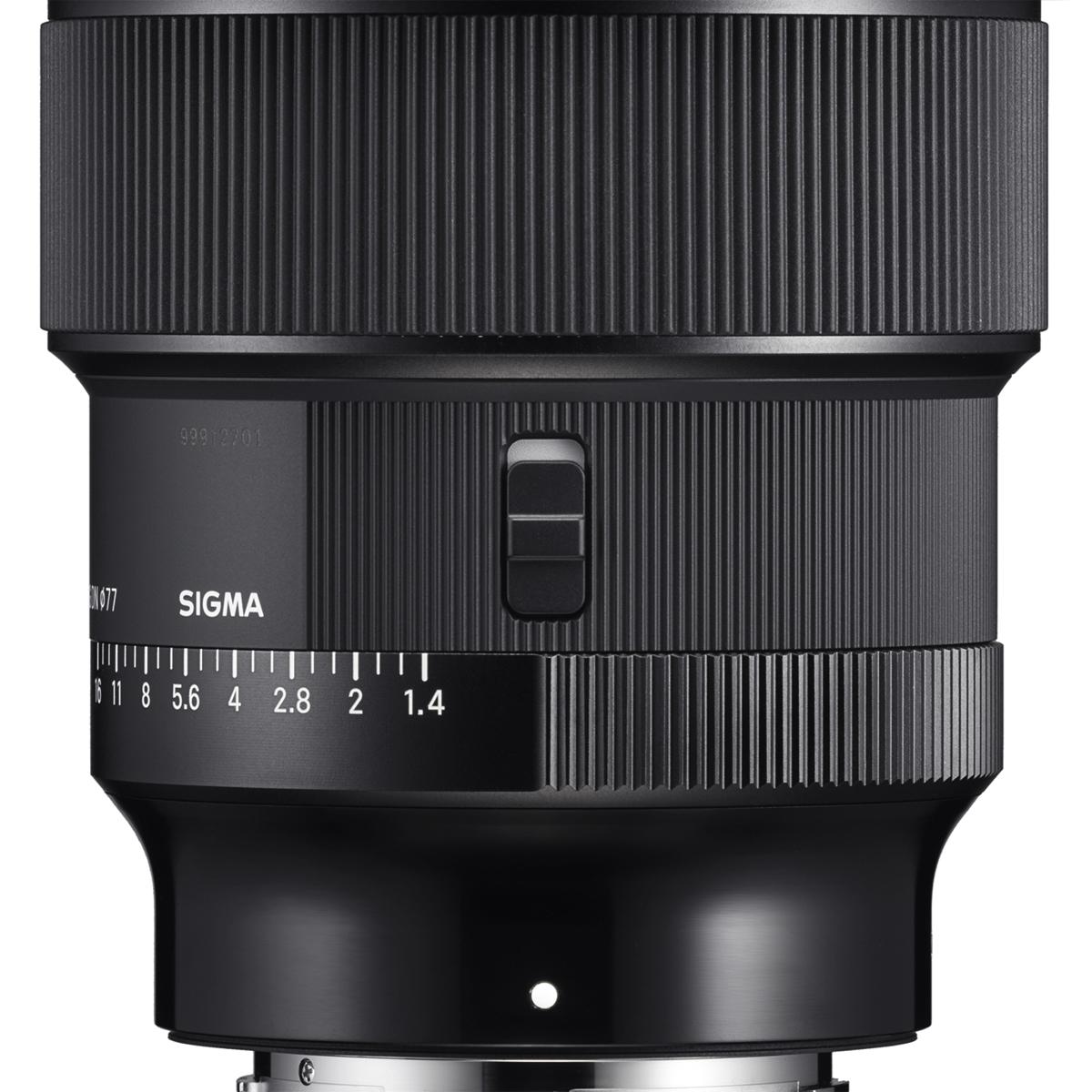 Sigma 85 mm 1:1,4 DG DN Art FE-Mount