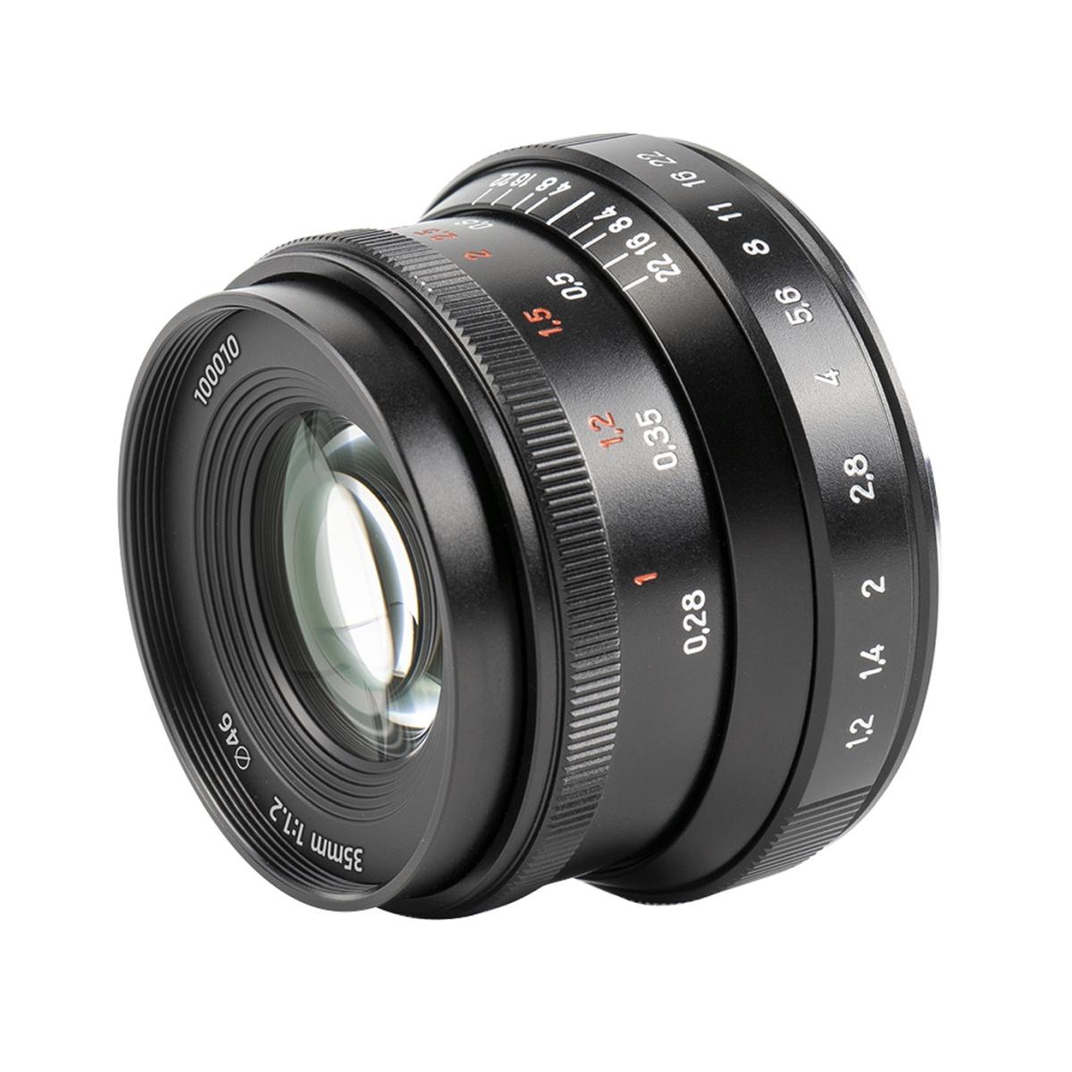 7Artisans 35 mm 1:1,2 II für Fujifilm X