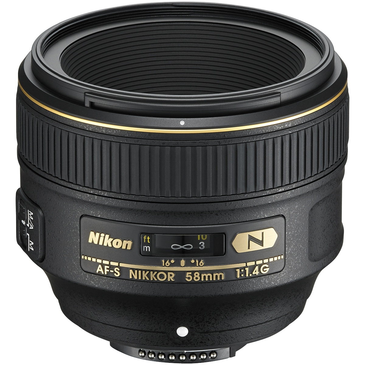 Nikon 58 mm 1:1,4 AF-S Nikkor G