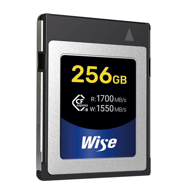 Wise 256 GB CFexpress Typ B