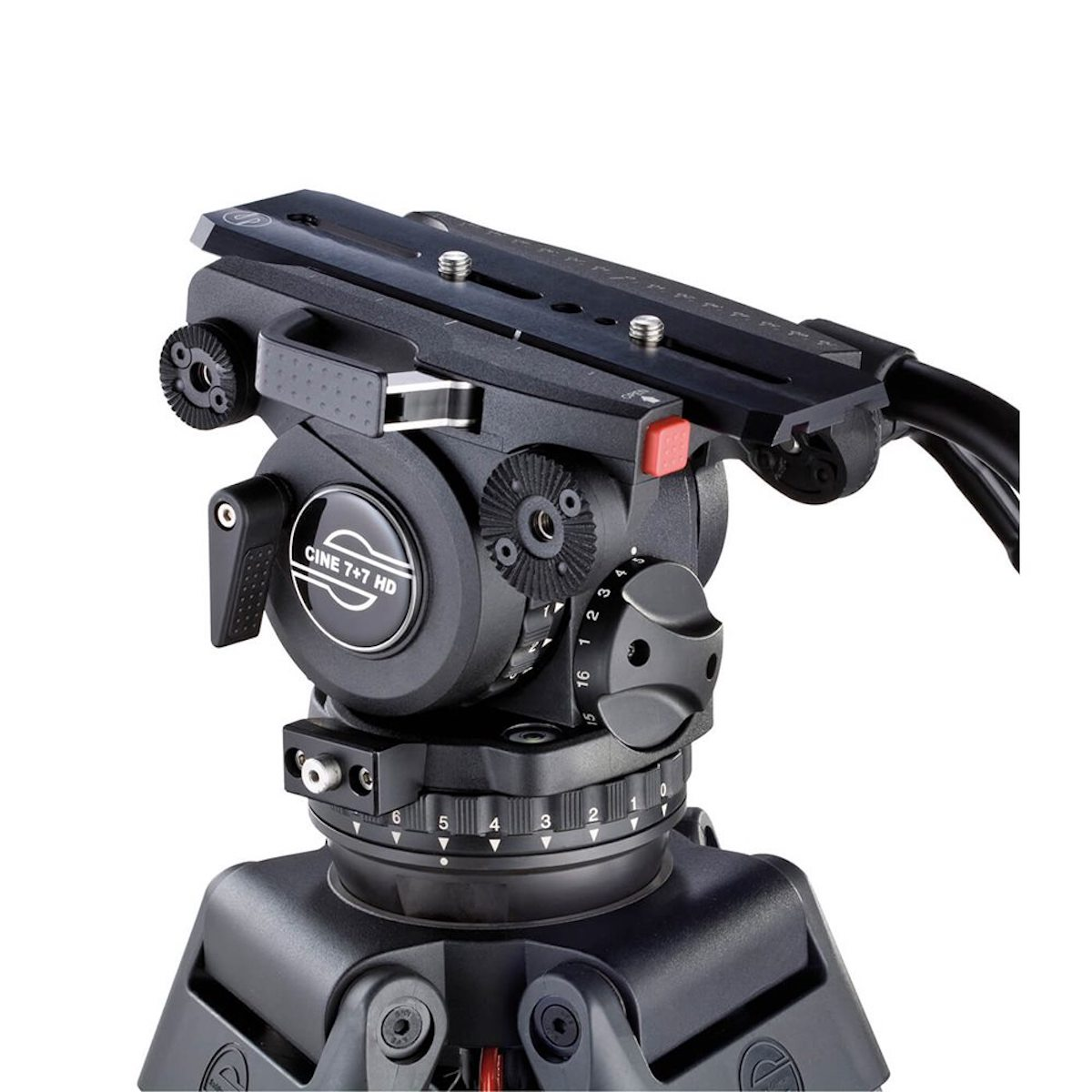 Sachtler System Cine 7+7 HD MCF