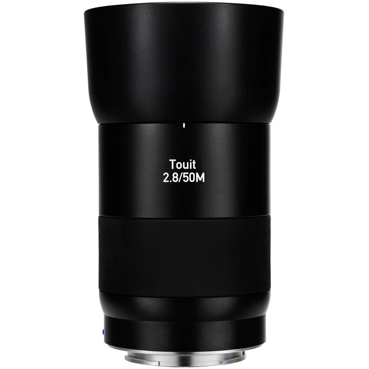 Zeiss 50 mm 1:2,8 M Touit Makro E-Mount