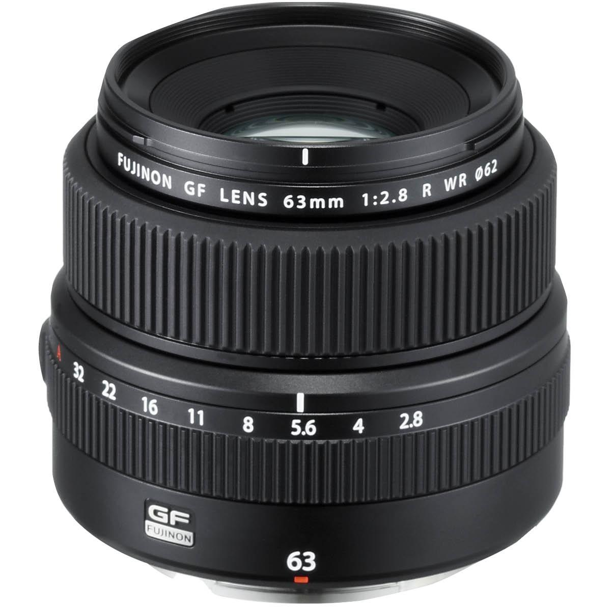 Fujifilm GF 63 mm 1:2,8 R WR