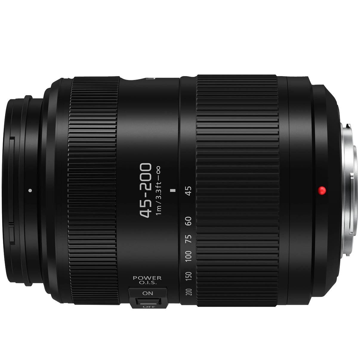 Panasonic 45-200 mm 1:4,0-5,6 OIS II