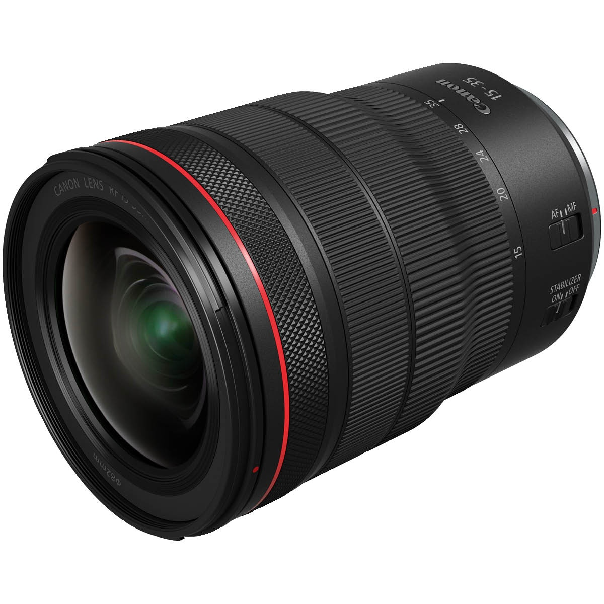 Canon RF 15-35 mm 1:2,8 L IS USM