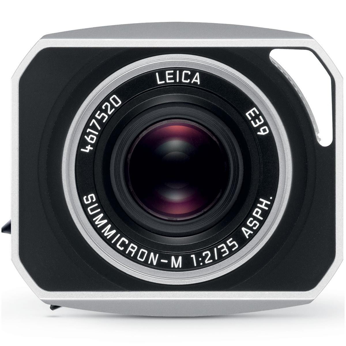 Leica 35 mm 1:2,0 Summicron-M ASPH Silber