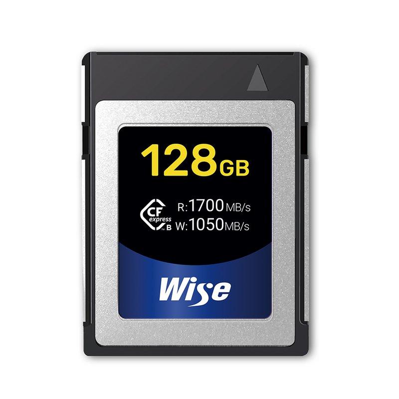 Wise 128 GB CFexpress Typ B