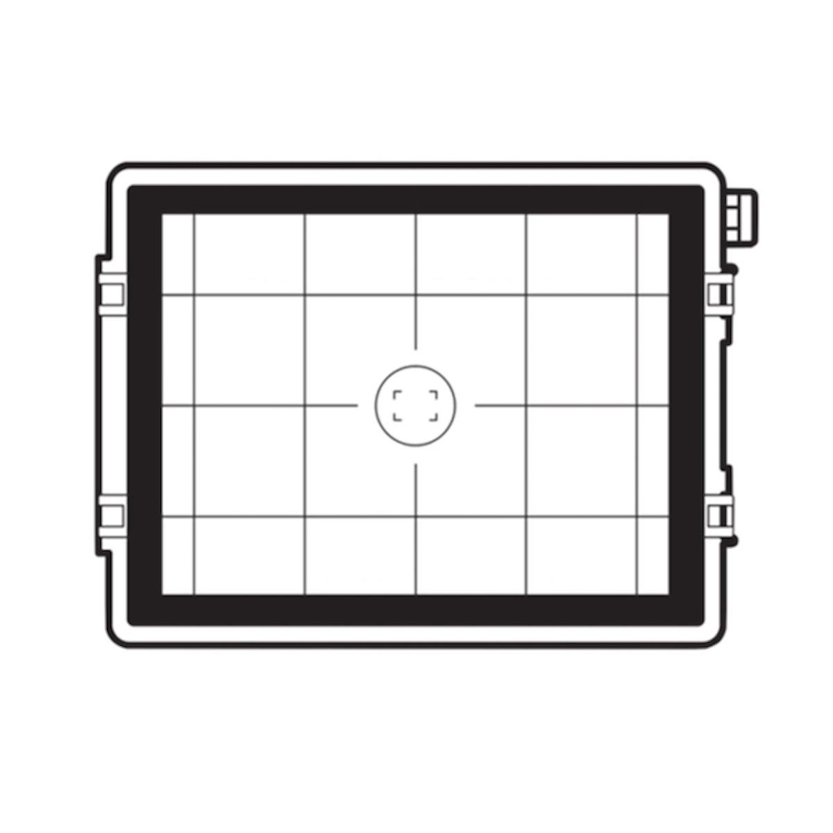 Hasselblad Fokussierscheibe Akut-Matt Typ D  22/39/50MP CCD