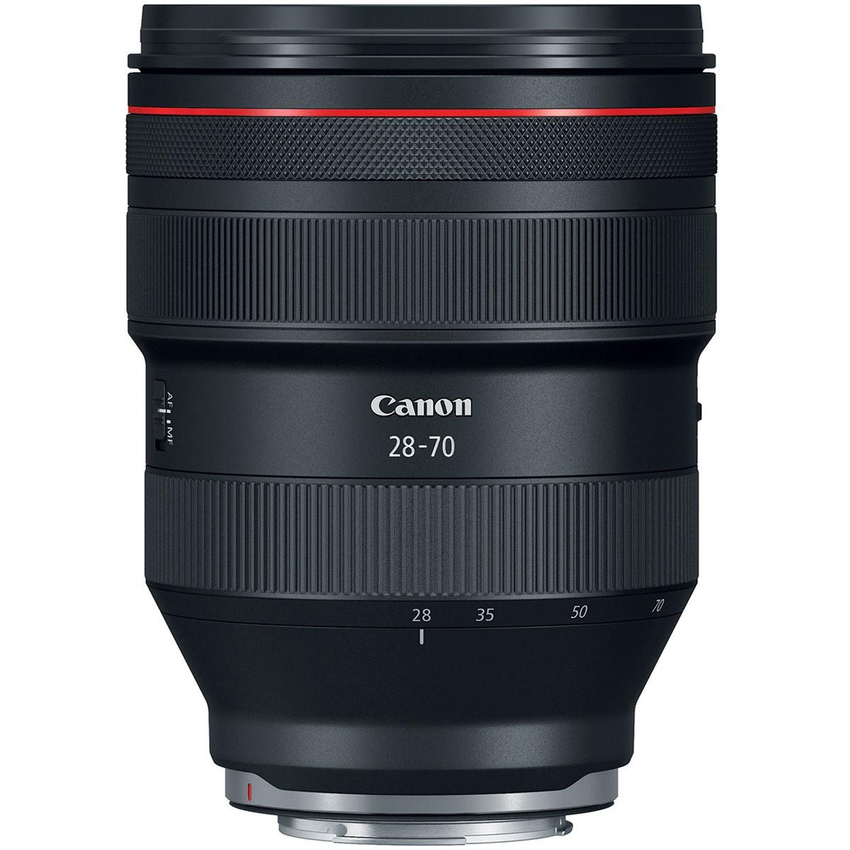 Canon RF 28-70 mm 1:2 L USM