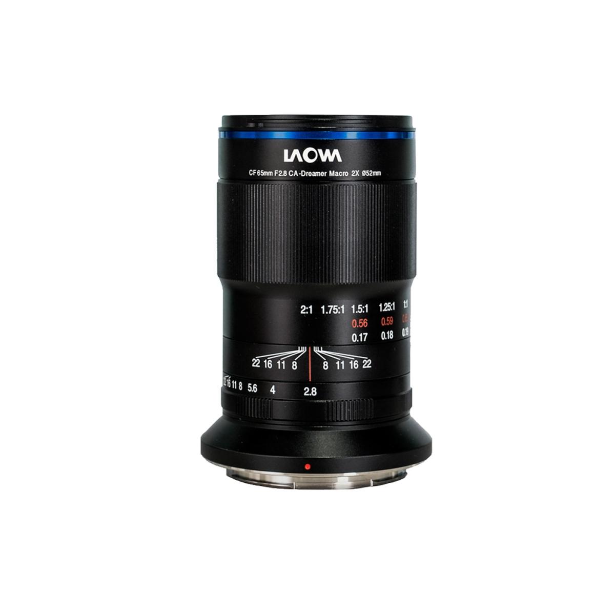 Laowa 65 mm 1:2,8 2x Ultra Macro für Nikon Z