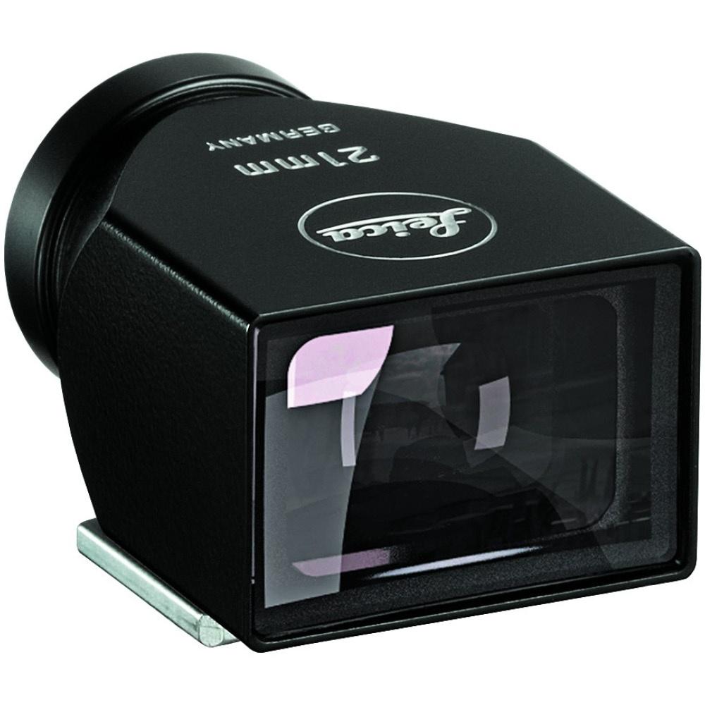 Leica M Sucher für 21mm Objektive Schwarz