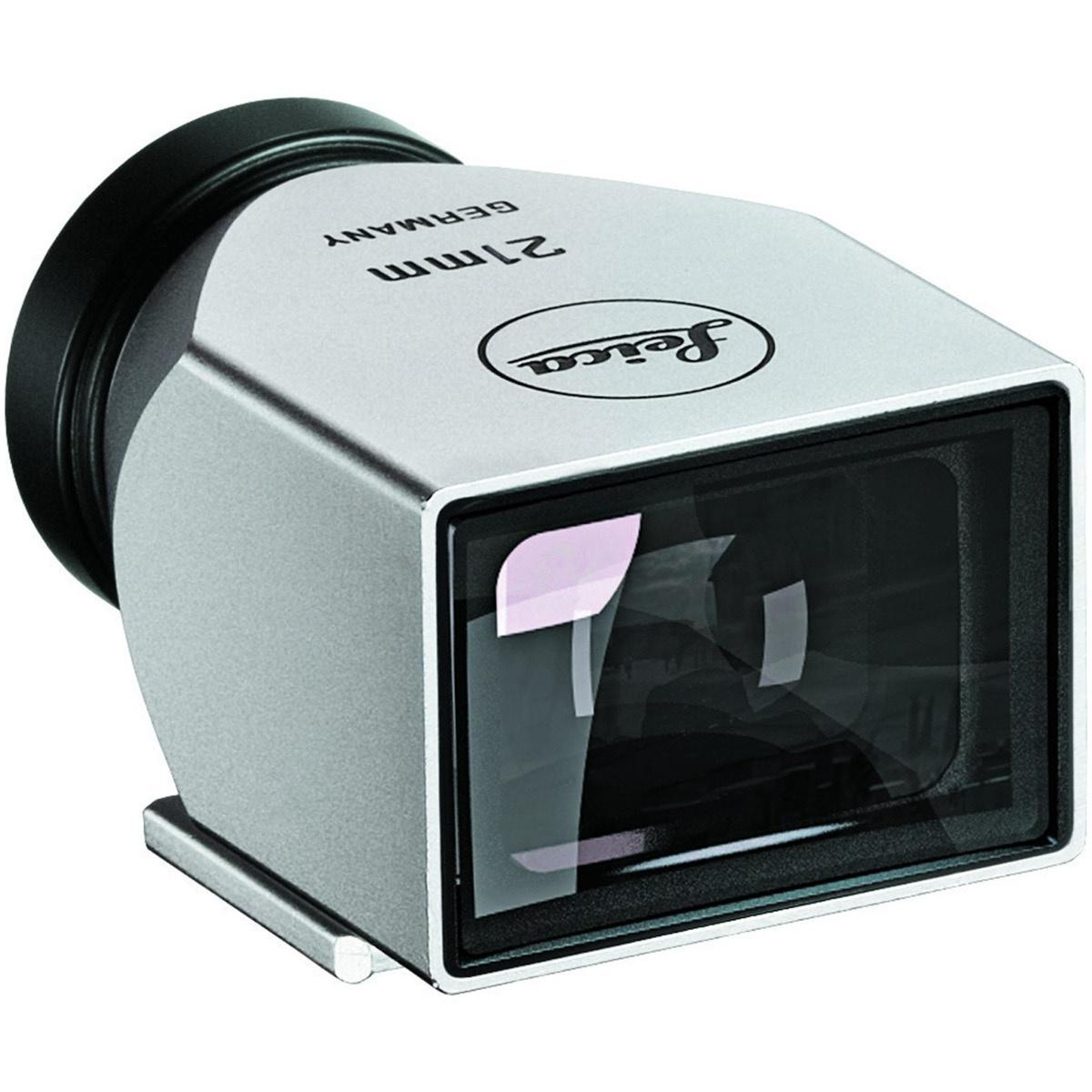 Leica M Sucher für 21mm Objektive Silber