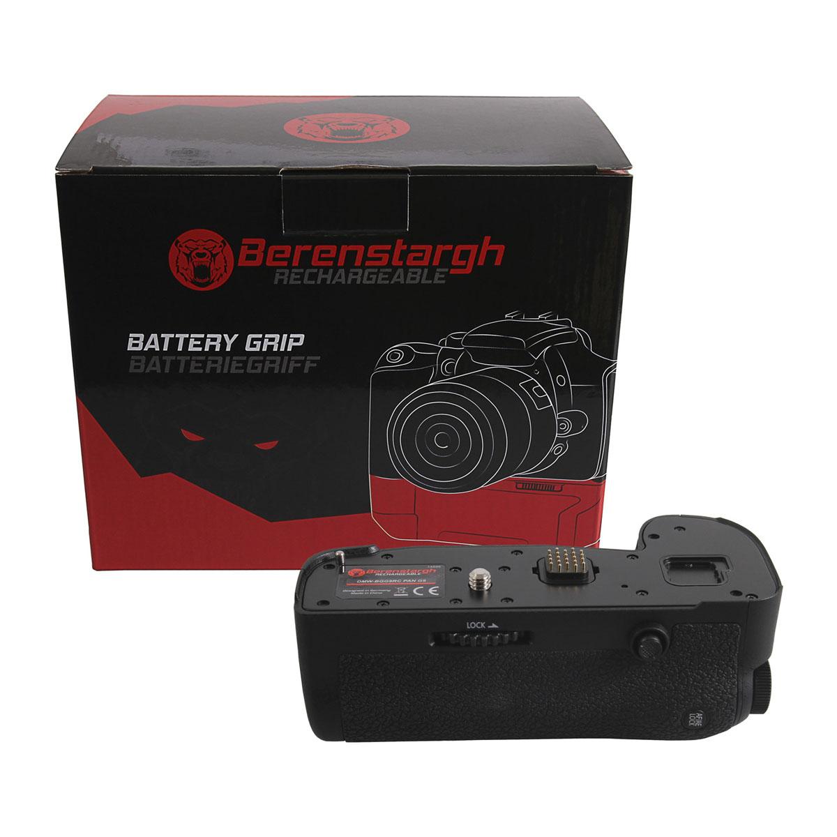 Berenstargh Batteriegriff für Panasonic G9