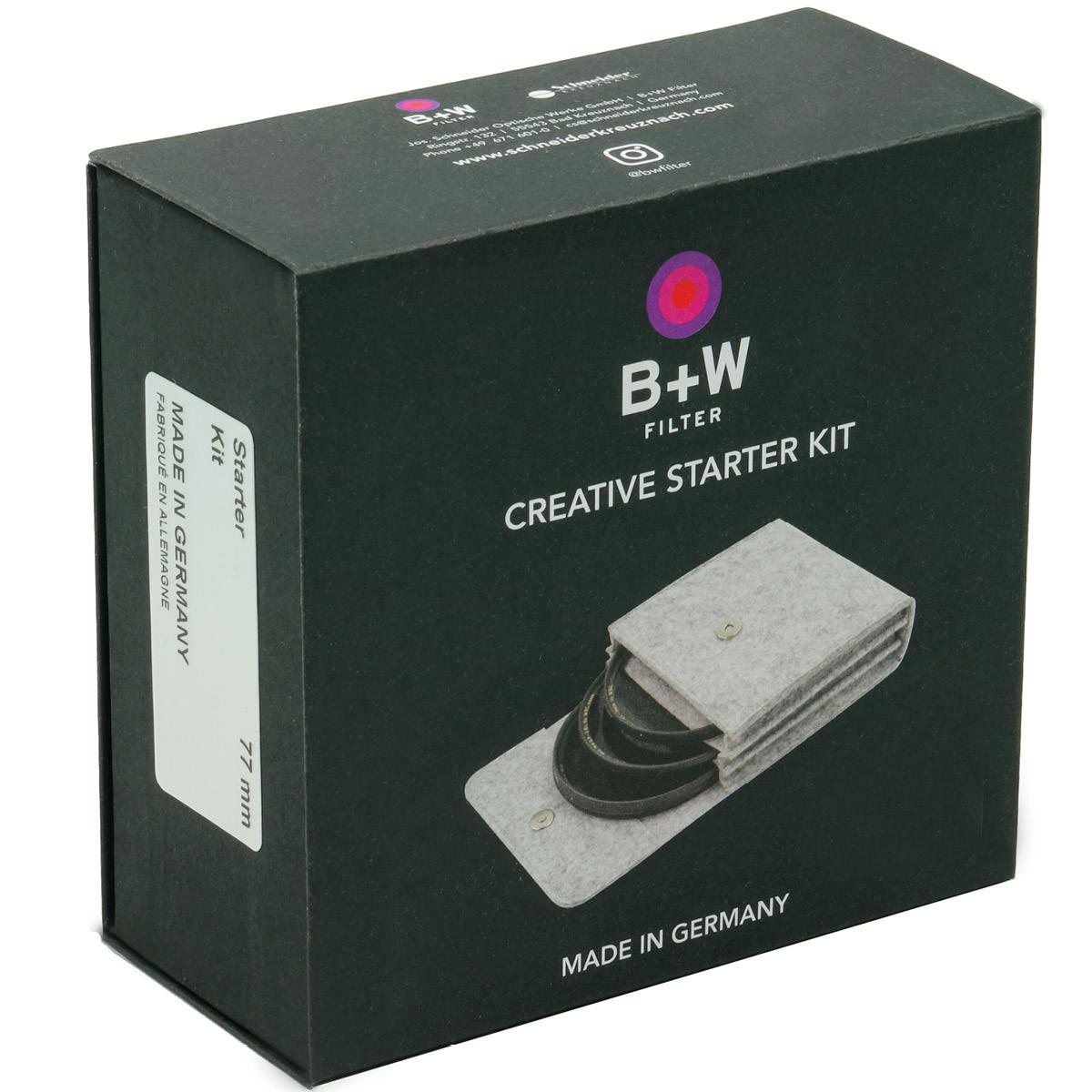 B+W Creative Starter Kit 62 mm