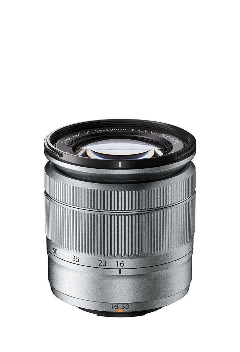 Fujifilm XC 16-50 mm 1:3,5-5,6 OIS II Silber
