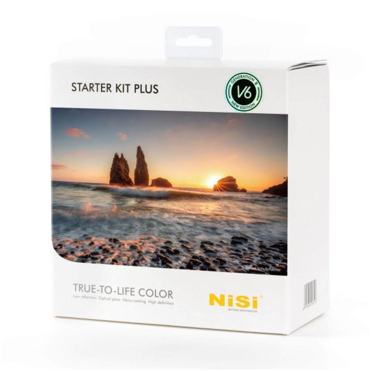 Nisi Starter Kit Plus V6 (Serie III)