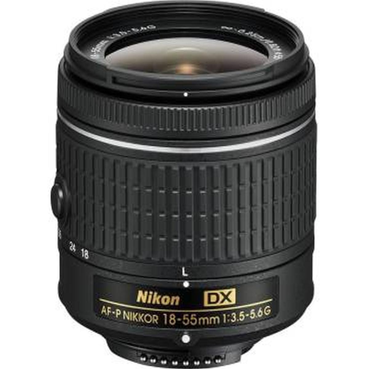 Nikon 18-55 mm 1:3,5-5,6 AF-P G VR