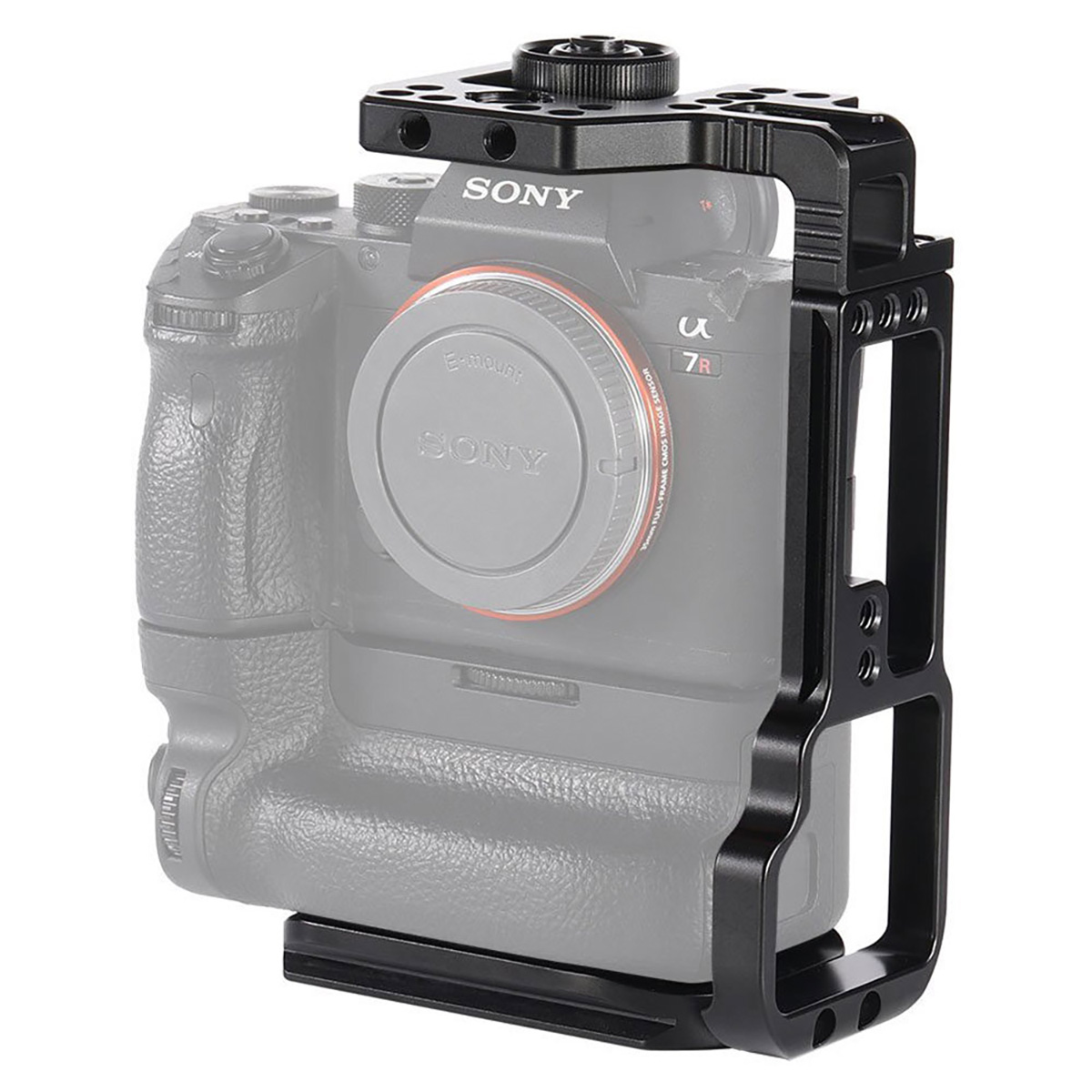 SmallRig L-Winkel für Sony A7III / A7RIII / A9 mit Batterie-Griff 2341