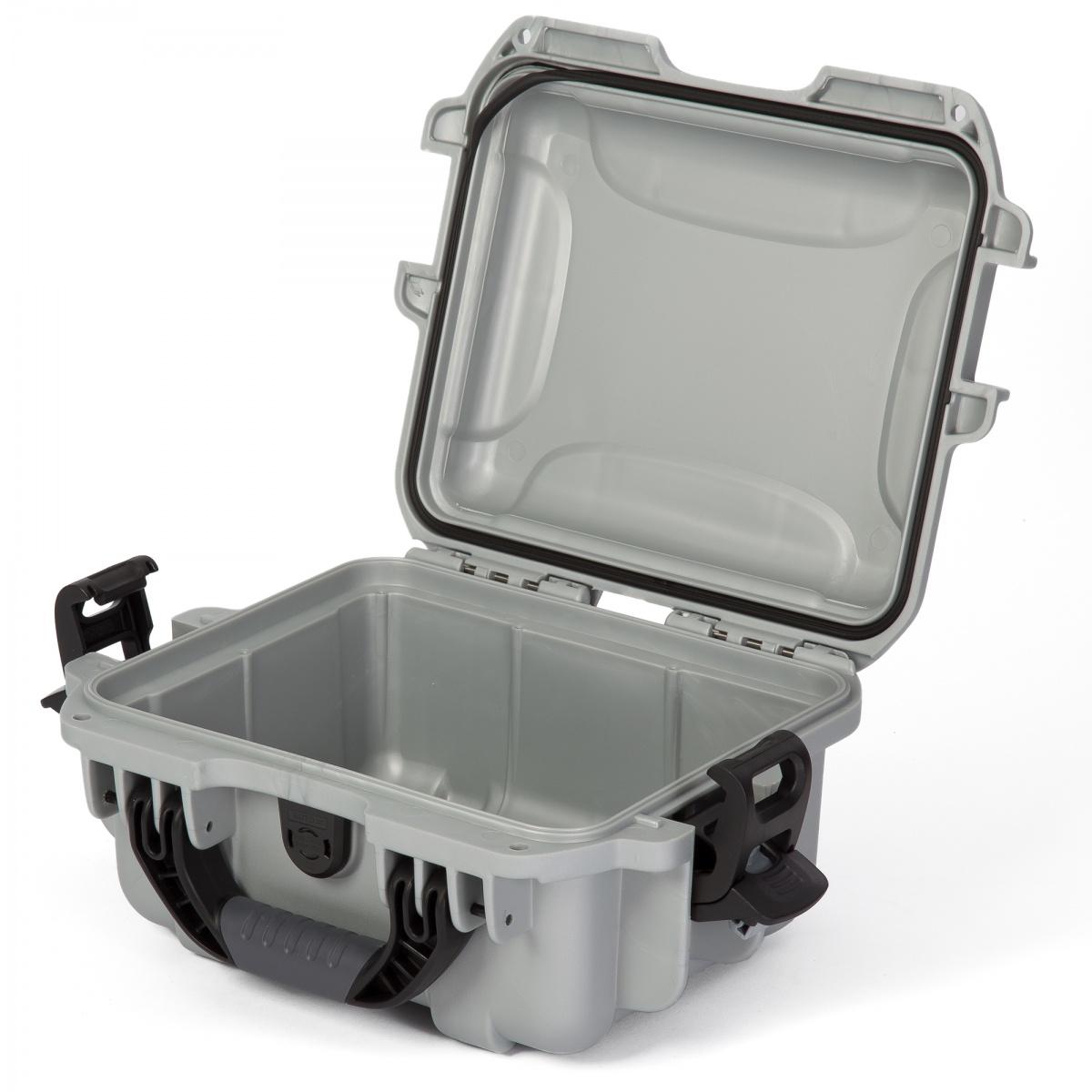 Nanuk Koffer 905 Silber