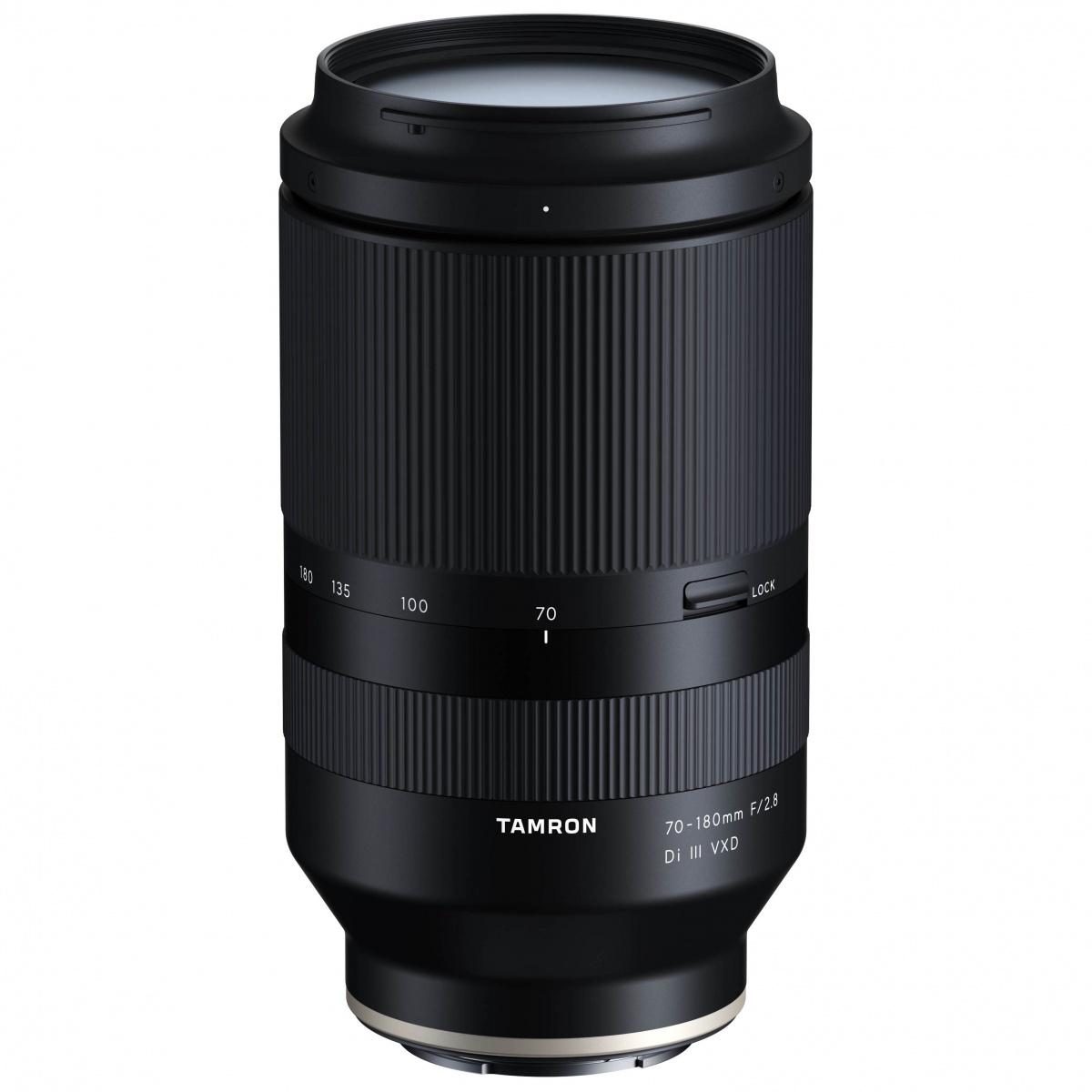 Tamron 70-180 mm 1:2,8 DI III VXD Sony FE