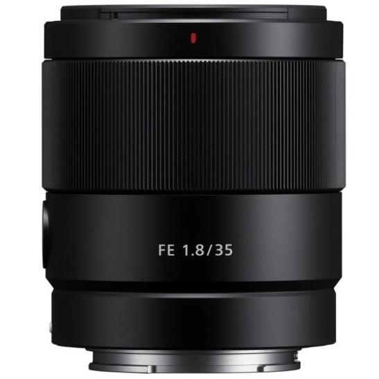 Sony 35 mm 1:1,8 FE