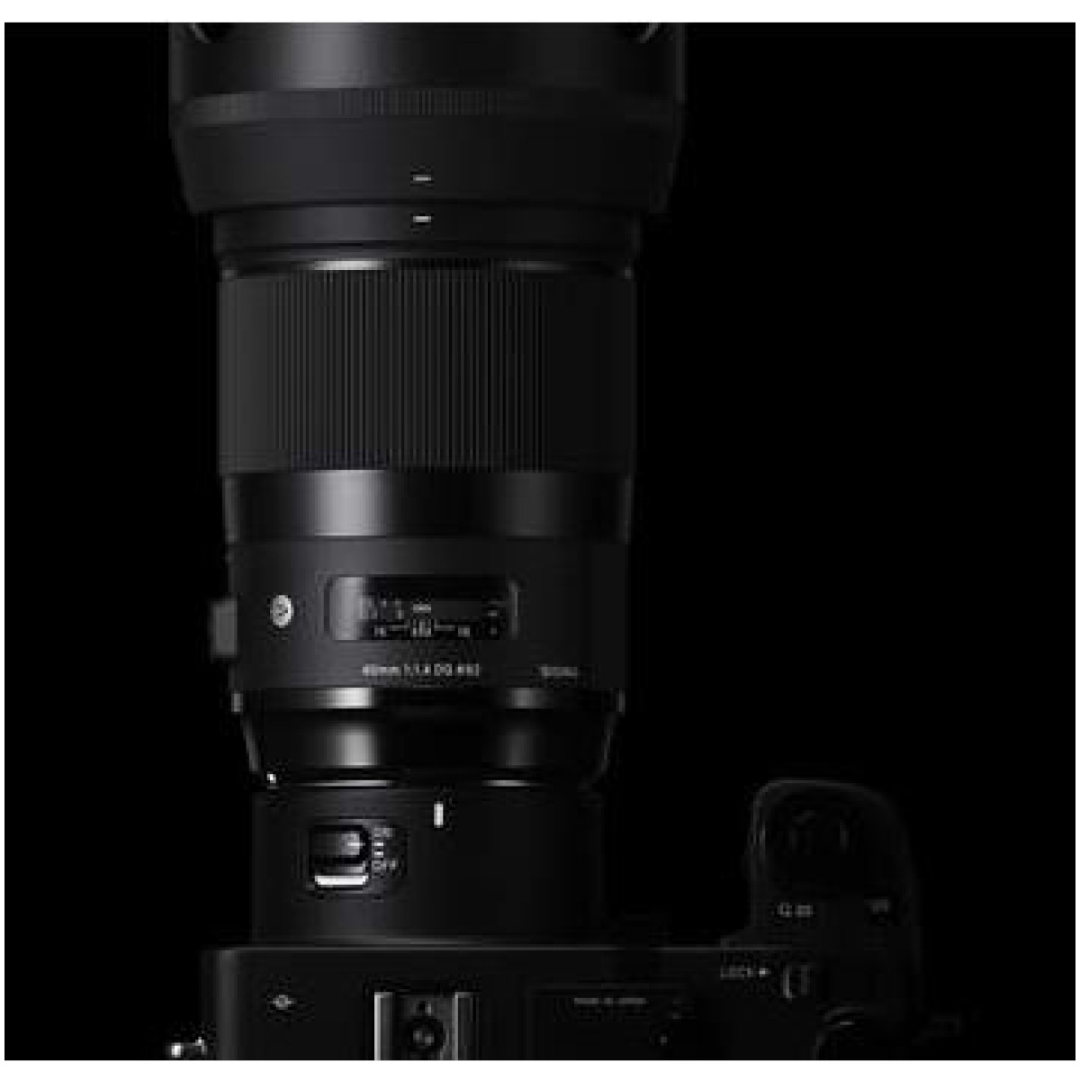 Sigma 40 mm 1:1,4 DG HSM Art FE-Mount